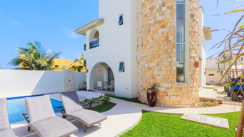 isla-mujeres-vacation-rental-private-home3 Pool