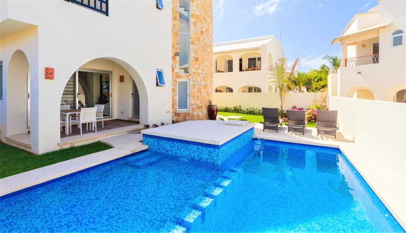 isla-mujeres-vacation-rental-private-home4 Pool